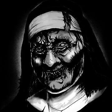 The Zombie Nun by creisosmith