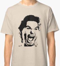 Jack Burton Scream Face Classic T-Shirt