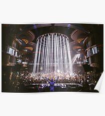 Armin van buuren live asot lights performance Poster