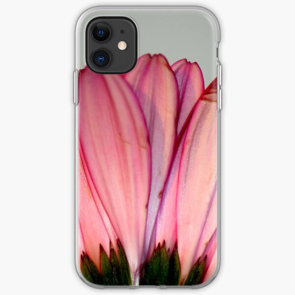 A Fan of Petals iPhone Soft Case