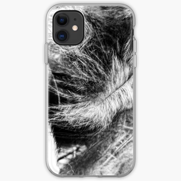 Feathers iPhone Soft Case