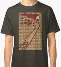 Flying Girl And All The Lights, or Gold Star Classic T-Shirt