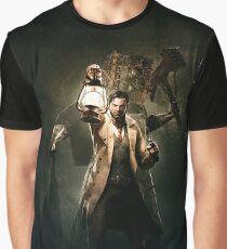 Light Evil Graphic T-Shirt