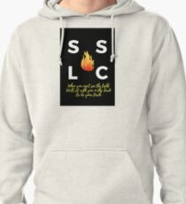 State Of Slay - SSLC Torch with Slay Say Pullover Hoodie