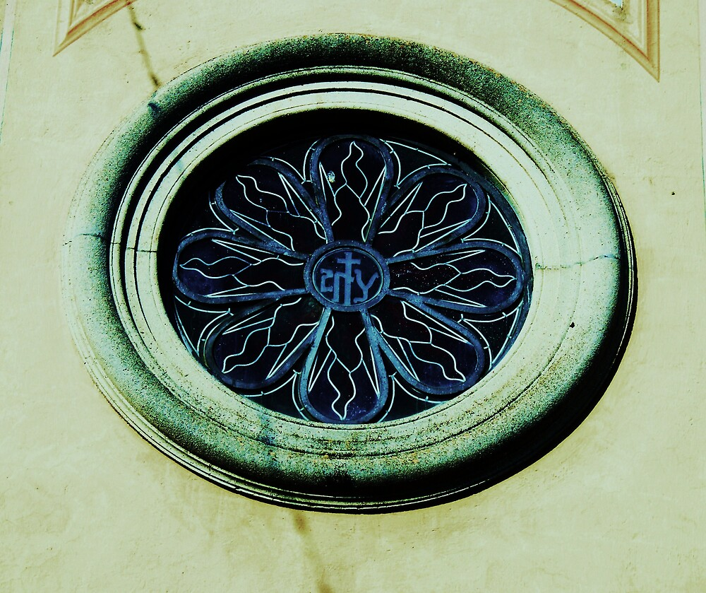 round window from Italy by Susan6110