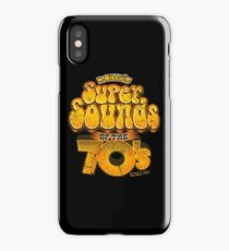 K Billy's Super Sounds of the 70s iPhone Case/Skin