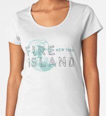 Fire Island Women's Premium T-Shirt