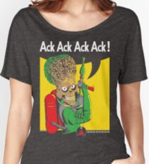 We Can Attack It! Women's Relaxed Fit T-Shirt