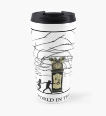 Fillory and Further Book One: The world in the walls Travel Mug
