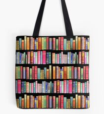 Bookworms Delight / Antike Bibliothek für Bibliophile Tote Bag