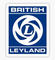 British Leyland Logo Sticker