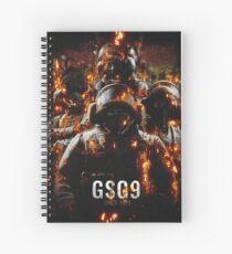 GSG9 Spiral Notebook
