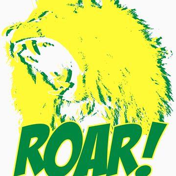 ROAR! by srock