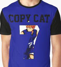Kuroko no Basket Kise Ryouta Copy Cat Nr 7 Jersey Graphic T-Shirt