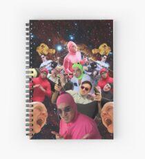 Filthy Frank Spiral Notebook