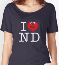 IheartND Women's Relaxed Fit T-Shirt