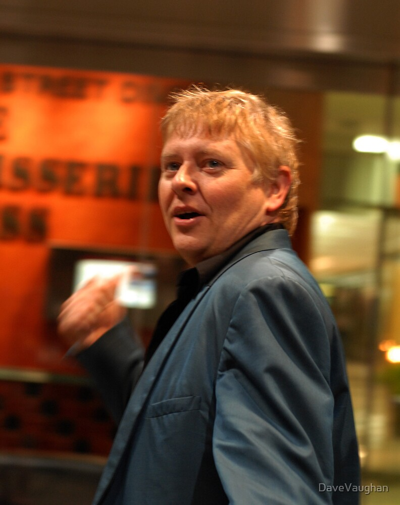 Dave Foley by DaveVaughan