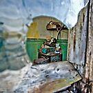 Junk Through a Window by FuriousEnnui