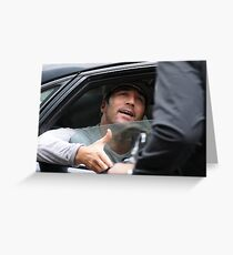 Jeremy Piven Greeting Card