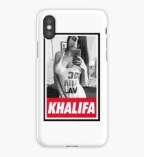 MIA KHALIFA iPhone Case/Skin