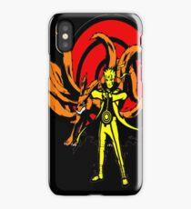 Kurama Mode iPhone Case/Skin