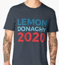 Liz Lemon Jack Donaghy / 30 Rock / 2020 Election / Lemon Donaghy Men's Premium T-Shirt