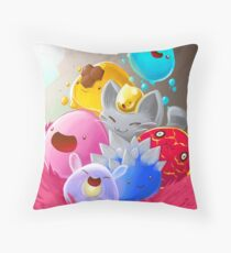 Slime rancher [old] Throw Pillow