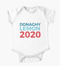 Jack Donaghy Liz Lemon / 30 Rock / 2020 Election / Donaghy Lemon One Piece - Short Sleeve