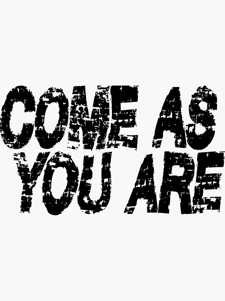 Nirvana - Come As You Are von leodileo1994