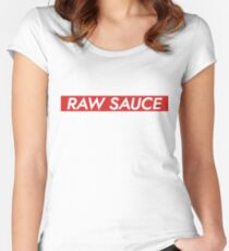 Raw Sauce Women's Fitted Scoop T-Shirt