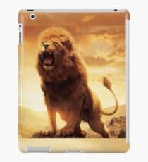 Gold Lion House Lannister Game of Thrones iPad Case/Skin