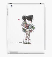 Yarn Girl iPad Case/Skin