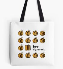 BEE different Tote Bag