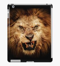 Big  Lion House Lannister Game of Thrones iPad Case/Skin
