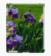 Iris Patch iPad Case/Skin