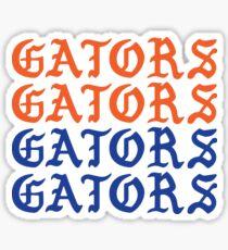 Alligatoren Alligatoren Alligatoren Alligatoren Sticker