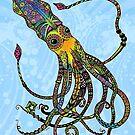 Electric Squid by Tammy Wetzel