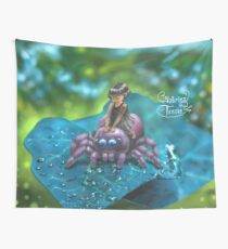Arachnolove Wall Tapestry