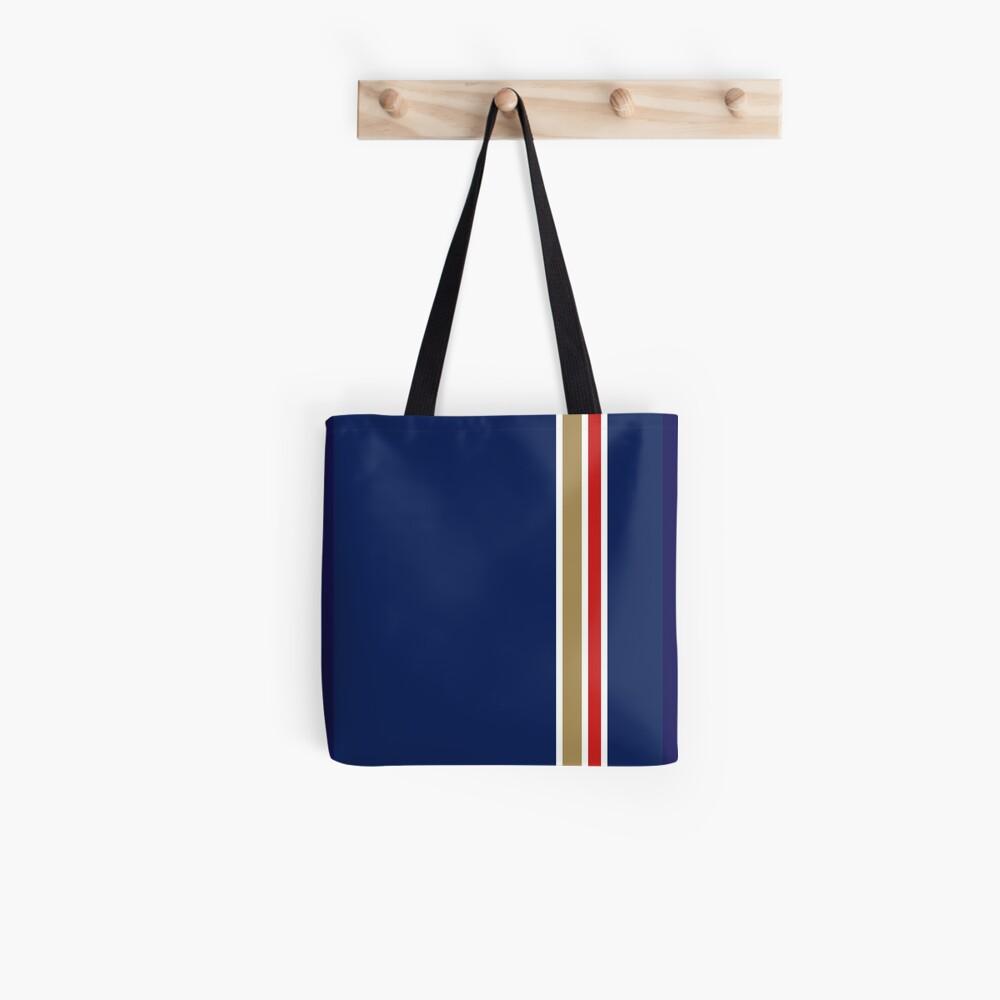 Rothmans Stripe Vertical Tote Bag