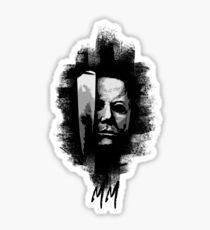 Michael Myers (Halloween) Sticker