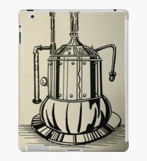 Vintage Beer Brewery iPad Case/Skin