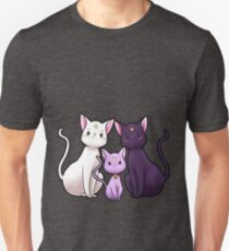 Moon Kitties Unisex T-Shirt