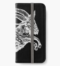 Do What Thou Wilt iPhone Wallet/Case/Skin