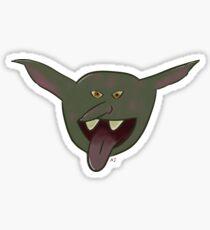Goblin Sticker