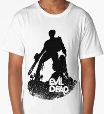 Bloody Ash (Evil Dead) Long T-Shirt