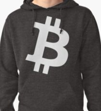 Bitcoin Giant Pullover Hoodie