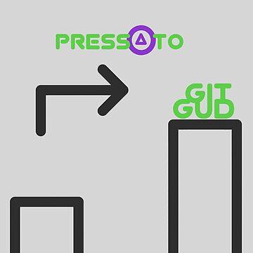 Git Gud by HuffleRuff