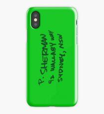 Finding Nemo- P. Sherman Wallaby Way iPhone Case/Skin