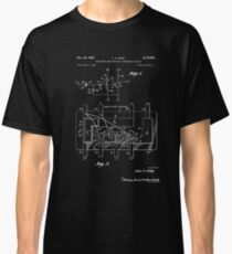First Integrated Circuit Patent Classic T-Shirt