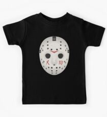 XIII Hockey Mask Kids T-Shirt